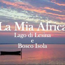 Lago di Lesina - la mia Africa in Puglia