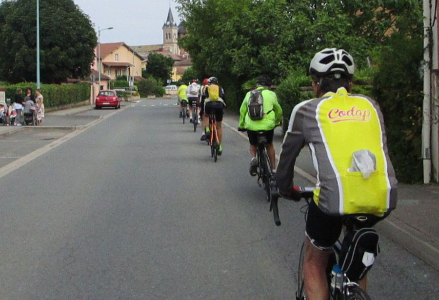 Le Mas Rillier - 100km dans laDombe-  Vendredi 25 juin 2021