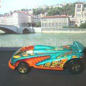 SPEED SHARK HOT WHEELS 1/64 - VOITURE FUTURISTE - car-collector.net