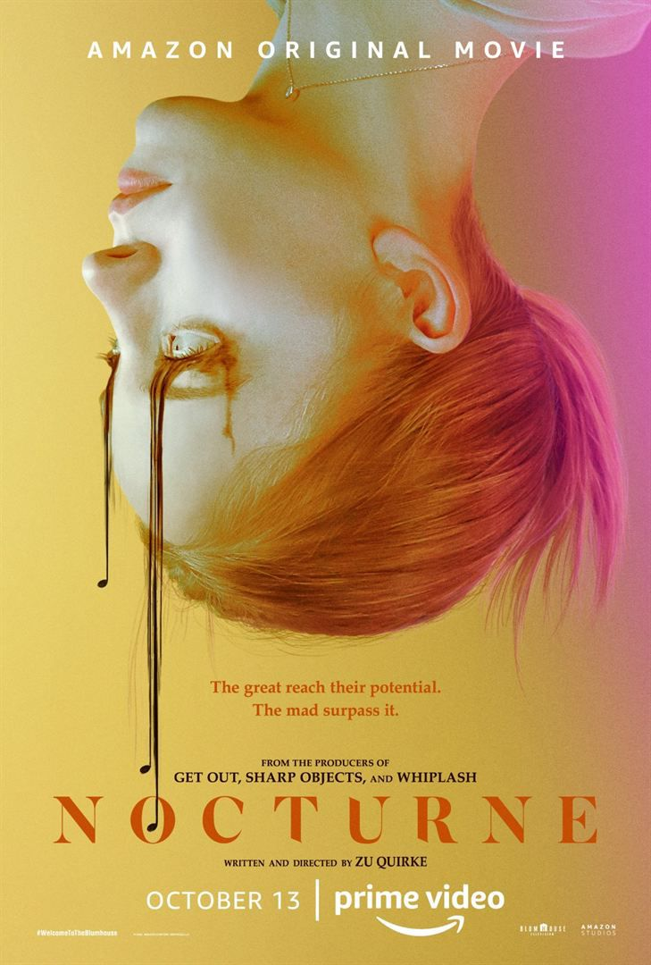 Welcome to the Blumhouse : Nocturne (2020, Amazon Prime)