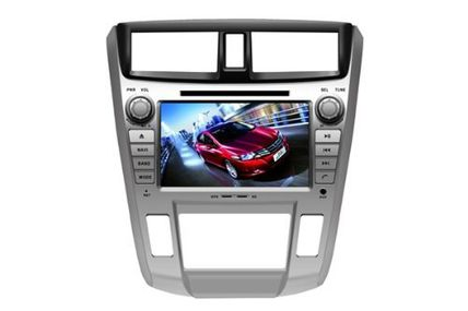 15 inch tv | Price comparisons for Piennoer Original Fit (2008-2012) Honda CITY 1.8L high level 6-8 Inch Touchscreen Double-DIN Car DVD Player  &  In Dash Navigation System,Navigator,Built-In Bluetooth,Radio with RDS,Analog TV, AUX & USB, iPhone/iPod Controls,steering wheel control, rear view camera input