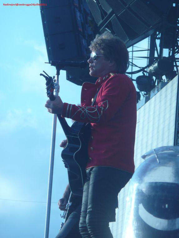 concert de Zeebrugge le 24 juillet 2011