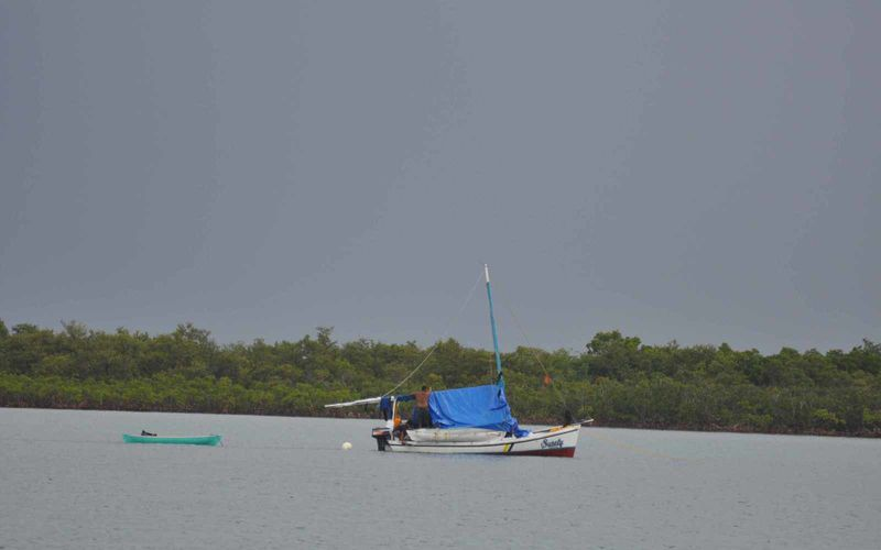 Watercay : aux portes de Belize City