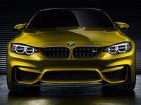 BMW M4 coupé à Détroit