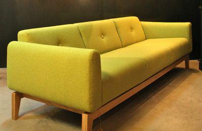 Canapé design scandinave
