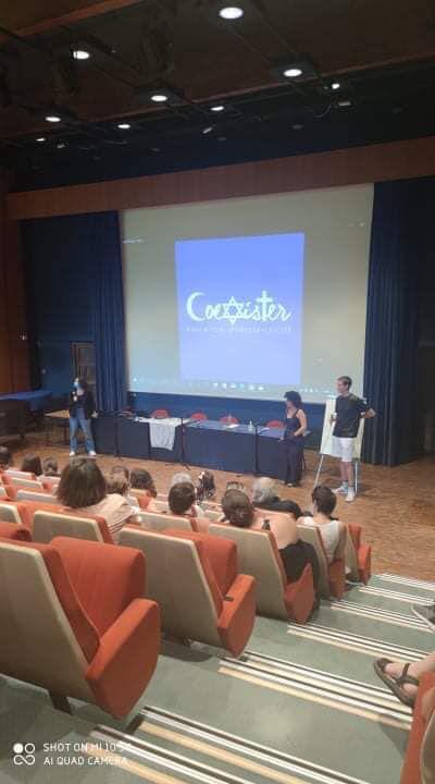Conférence : COEXISTER NORD PARIS