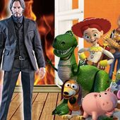 Keanu Reeves' Toy Story 4 Character Revealed as the John Wick of Action Figures?