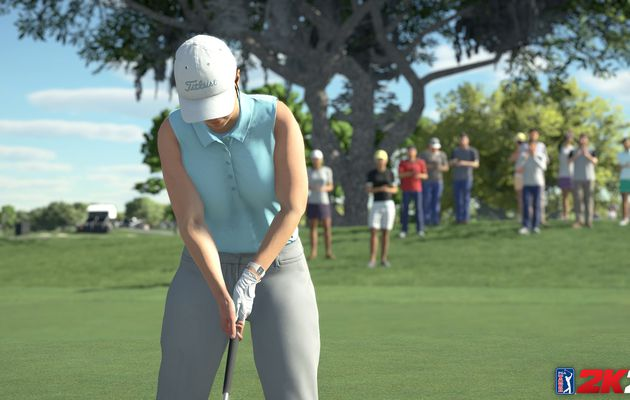 [ACTUALITE] PGA TOUR 2K21 - Saison 2 du Pass Club House disponible