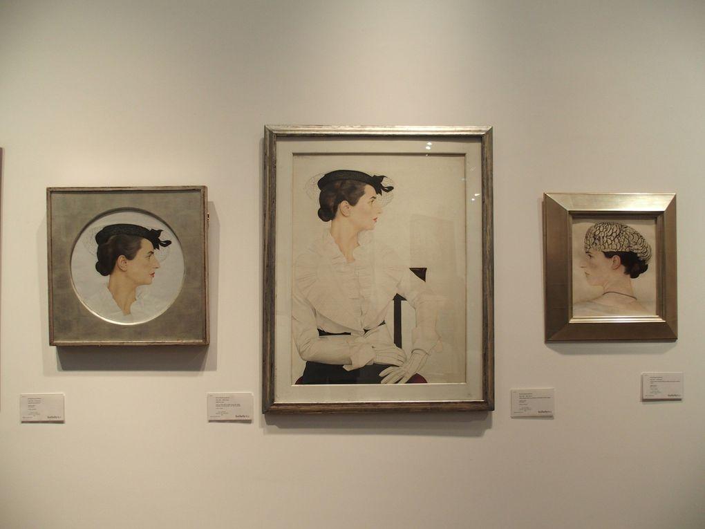 Exposition de la Collection Boutet de Monvel. Sotheby's Paris © photographies Le Curieux des arts Gilles Kraemer, 30 mars 2016