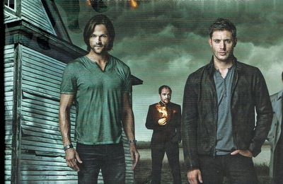 The essential Supernatural on the road with Sam and Dean Winchester by Nicholas Knight and Eric Kripke