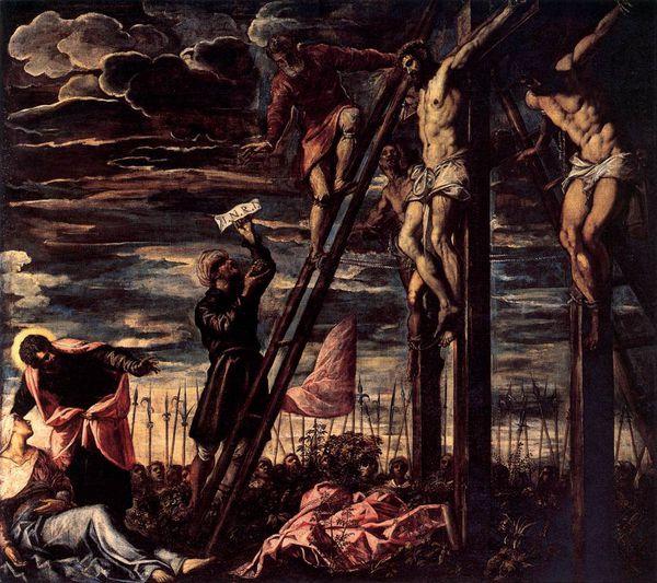 Tintoretto 1568 - San Cassiano, Venise