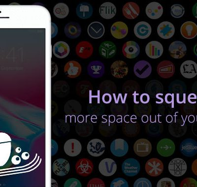 How to squeeze more space out of your phone