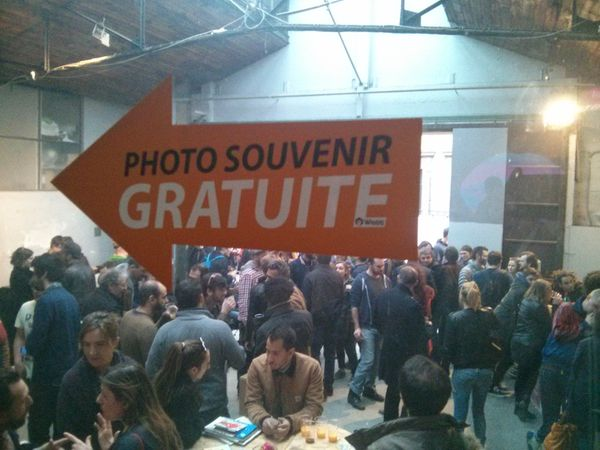 "Les photos ""off"" de Wistiti au Lieu Commun !"
