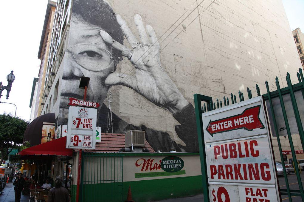 L.A. - Retour à la civilisation - Downtown