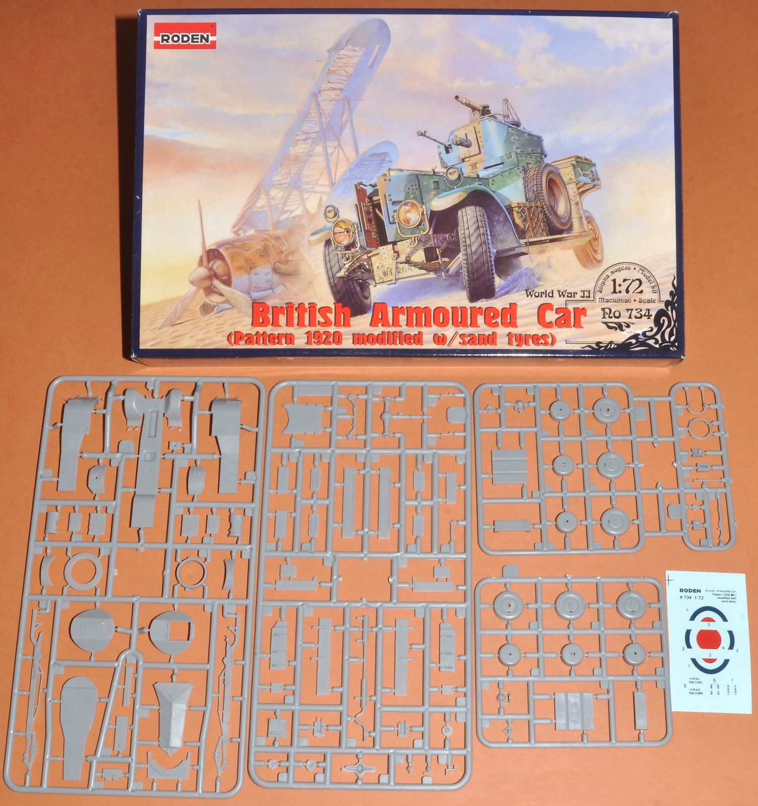 Rolls-Royce Armoured car