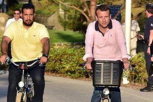 La start-up nation de Macron en mode république bananière