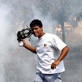 Venezuela, pierre de folie -- Thierry DERONNE