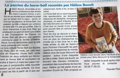 Un bel article