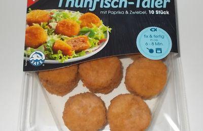Nordsee Mini Thunfisch-Taler