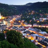 Historic Town of Banská Štiavnica and the Technical Monuments in its Vicinity