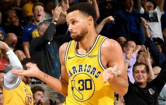 Stephen Curry va représenter les Golden State Warriors à la Lottery NBA Draft 2020