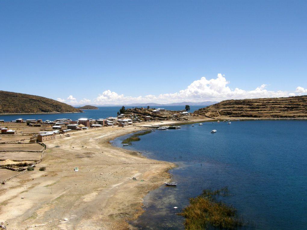 Album - Bolivie- De Copacabana à La Paz