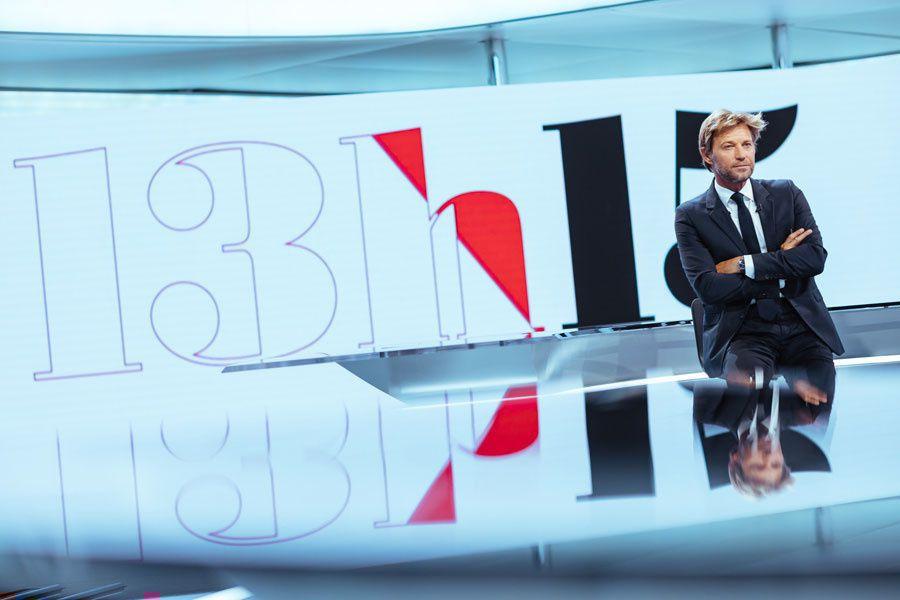 """""""Anthony, une autre façon de voir"""" dans """"13h15, le samedi"""" sur France 2"""