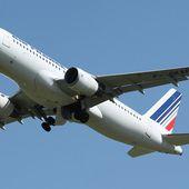 Humour Air France: Vol Paris-Alger