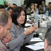 La députée Khalida Jarrar arrêtée - Association France Palestine Solidarité