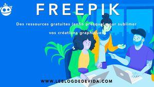 Freepik : des ressources gratuites (enfin presque) pour sublimer vos créations graphiques