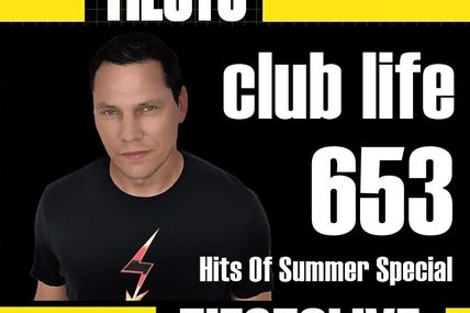 Club Life by Tiësto 653 - october 04, 2019 | Hits Of Summer Special