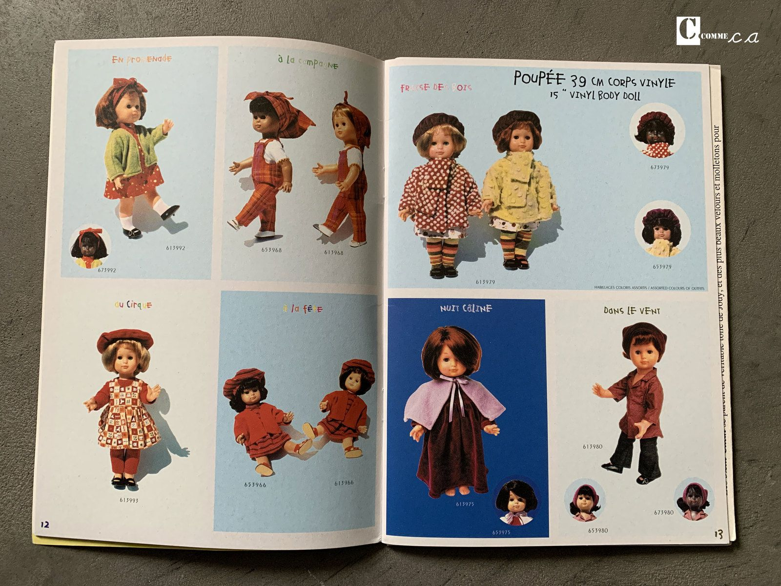 Catalogue Petitcollin 2002-2003