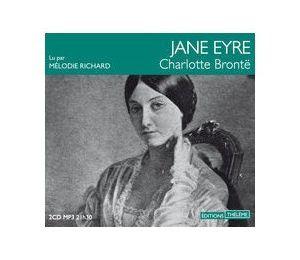 LivreAudio : Jane Eyre, Charlotte Brontë, Editions Thélème, 2012