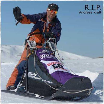 Hommage à Andreas Kraft décédé cette nuit