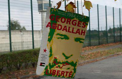 Georges Abdallah – Déclaration du 21 octobre 2018 pour le rassemblement de Lannemezan