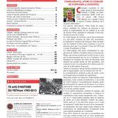 Le reveil decembre 2015 janvier 2016 n°820