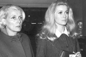 Renée Dorléac, la mère de Catherine Deneuve, est morte