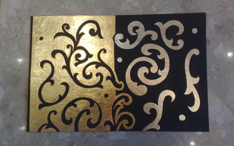 Gilding Gold Leafing for Architectural & Signage Dubai
