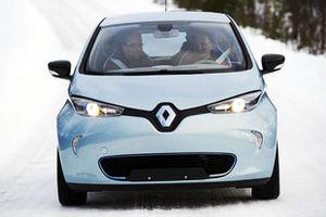Renault Zoé: une petite au grand cœur!