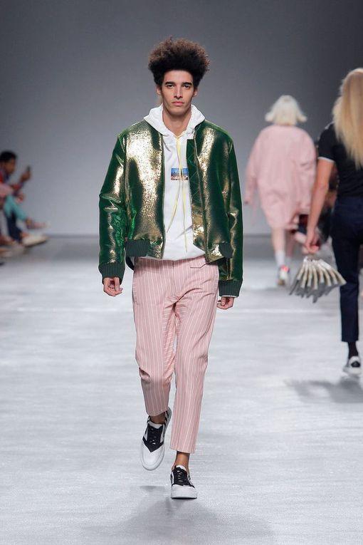 Ricardo Andrez ss18 / Moda Lisboa @lisboafashionweek