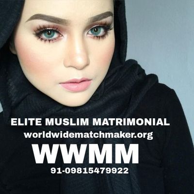 LOGIN TO MUSLIM  MATRIMONY 91-09815479922 WWMM