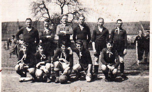 Deux équipes de Bioul s'opposent en 1944.