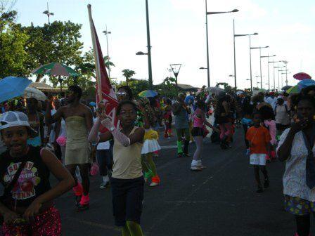 Album - Carnaval 02/2011 Fort-de-France en MARTINIQUE
