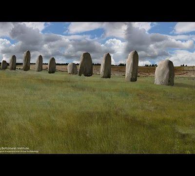Un monument néolitique découvert proche de Stonehenge