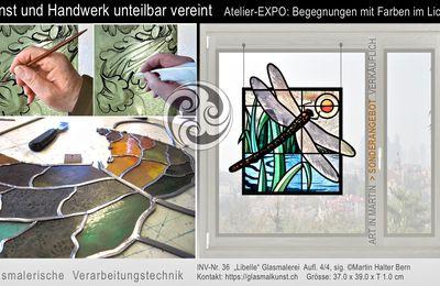 Sonderangebote aus dem Atelier glasmalkunst.ch CH-3013 Bern