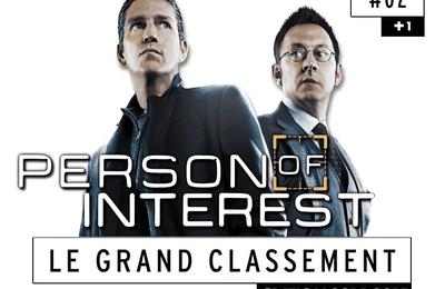 [CLASSEMENT] - 2 - Person of Interest (Saison 4)
