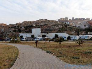 Al Hoceima, Maroc en camping-car