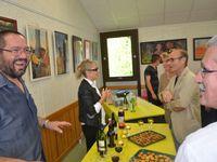 """Week-end des Artistes de l'association """"Peintures et Pastels Martinois"""""""