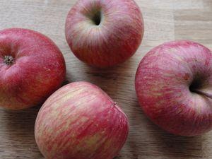 Tarte aux pommes de Pierre