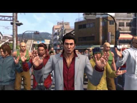 ACTUALITE : Un #trailer sur la guerre des clans dans #Yakuza6